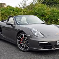 Boxster S (981 PDK